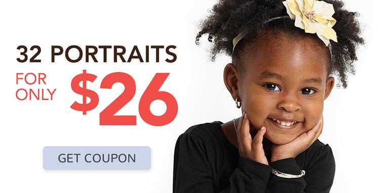 $26 Portrait Package