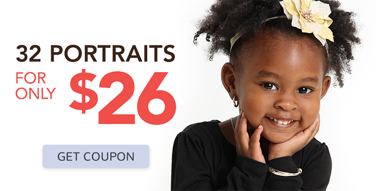 $26 Portrait Package